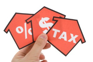 Foreclosure tax cost