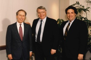 Kemp Klein was founded in 1971 by attorneys Earle E. Endelman, John B. Kemp and Sanford A. Klein (pictured from left to right).